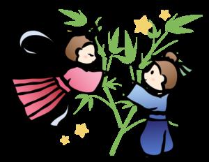 織姫と彦星イラスト